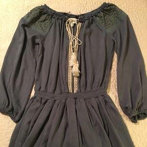 Vintage dressed